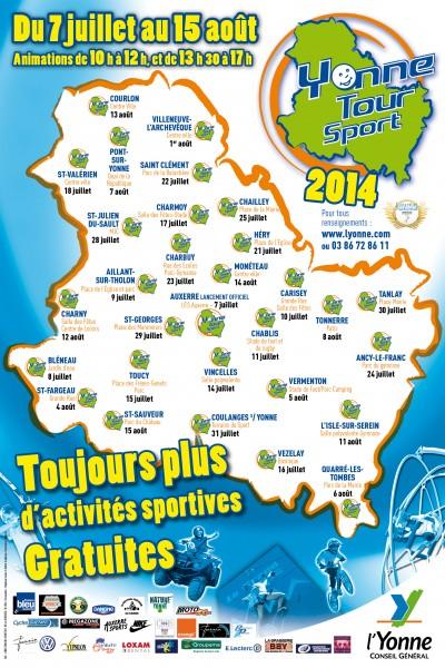 YonneTourSport