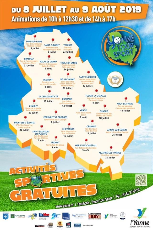Yonne Tour Sport